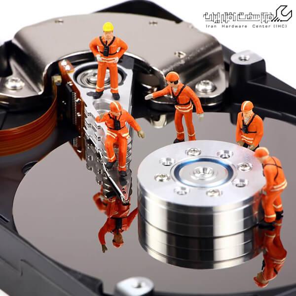 تعمیرات تخصصی هارد دیسک