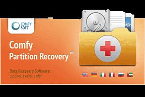 دانلود-نرم-افزار-بازیابی-پارتیشن-Comfy-Partition-Recovery-2.4