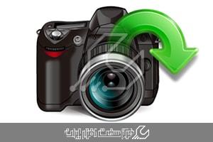 ریکاوری اطلاعات دوربین عکاسی