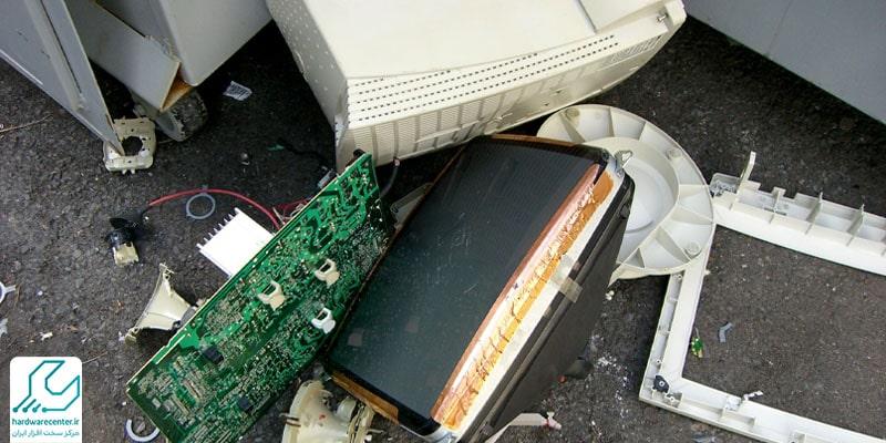 بازیابی اطلاعات کامپیوتر شکسته