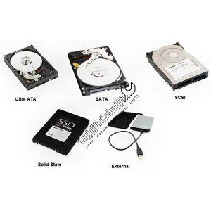 انواع هارد دیسک