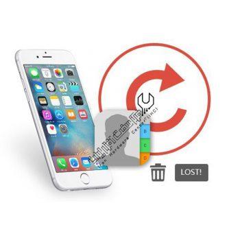 بازیابی دفترچه تلفن موبایل