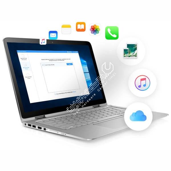 ریکاوری اطلاعات لپ تاپ