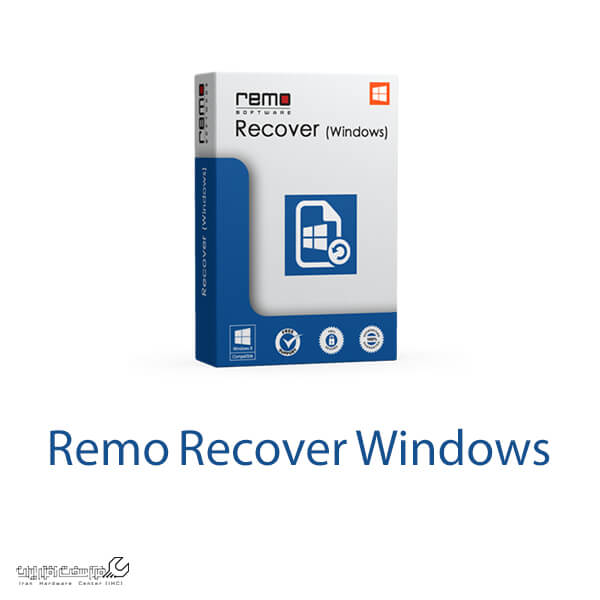 نرم افزار Remo Recover Windows