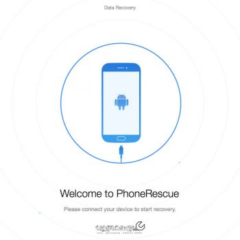 نرم افزار PhoneRescue for Android