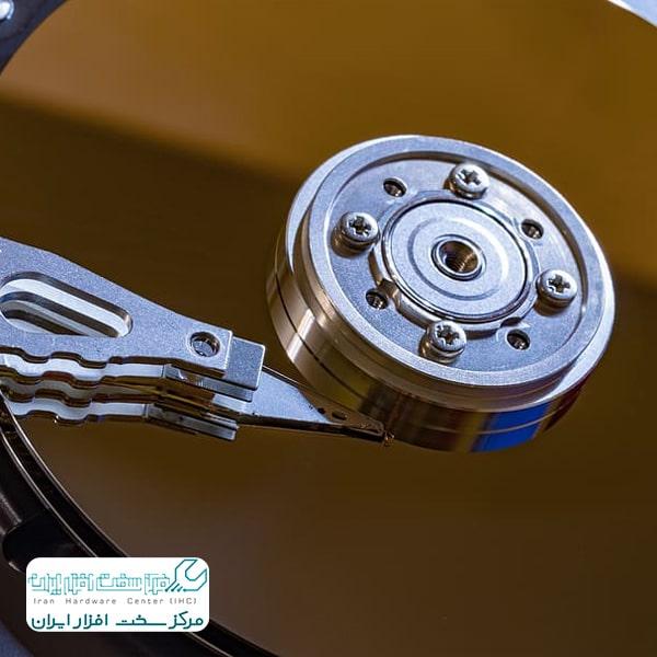تعمیر موتور هارد دیسک
