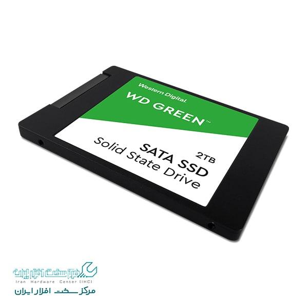 هارد اس اس دی وسترن دیجیتال Green WDS240G2G0A