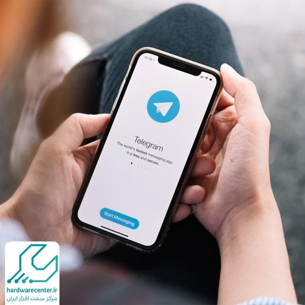 ریکاوری اطلاعات تلگرام