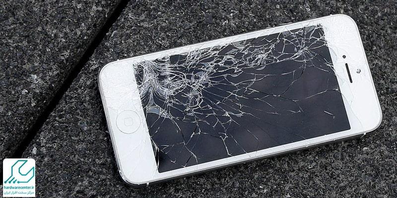 بازیابی اطلاعات موبایل شکسته